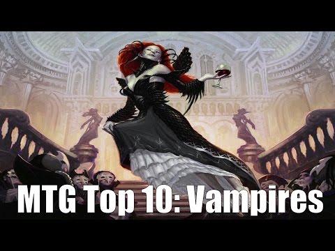 MTG Top 10: Vampires  --  Halloween Special #1!