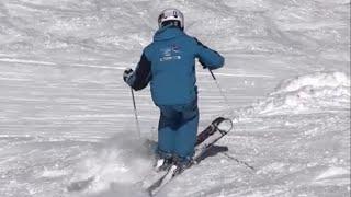 Understanding Advanced Mogul skiing Movements
