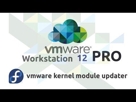 Vmware Kernel Module Update