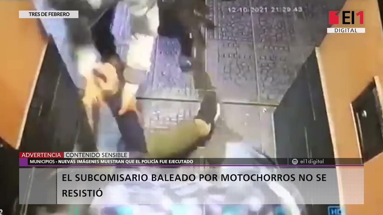 Download Nuevas imágenes muestran que el Policía asesinado en Caseros no se resistió