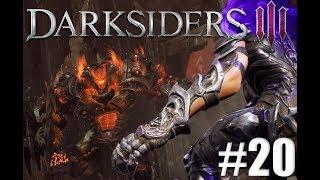 АРЕНА   БОСС ГНЕВ ► Darksiders 3 прохождение 20
