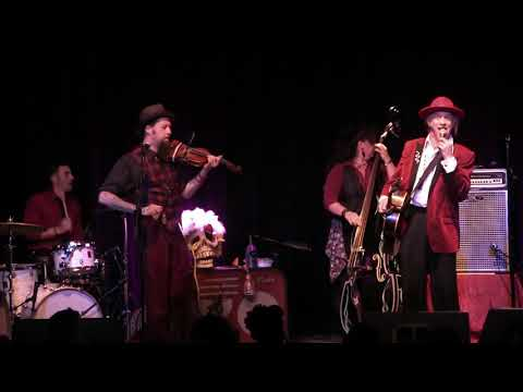 Squirrel Nut Zippers at The Kessler Theater in Dallas, Texas USA