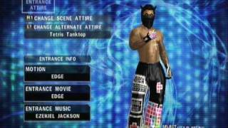 WWE Smackdown VS Raw 2010 : xTaRaNTuLaX New CAWs [ 36 MORE Attires ]