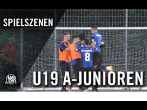 SG Rot-Weiss Frankfurt U19 - FSV Frankfurt U19 (Halbfinale, U19 Hessenpokal)