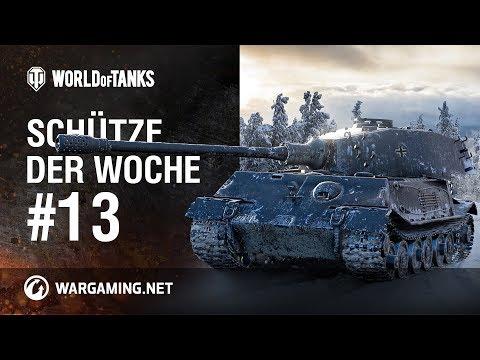 Schütze der Woche #13 [World of Tanks Deutsch] thumbnail