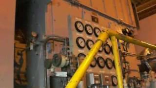 ターボコンプレッサー用大型モーター始動音 high voltage motor start up コンプレッサー 検索動画 24
