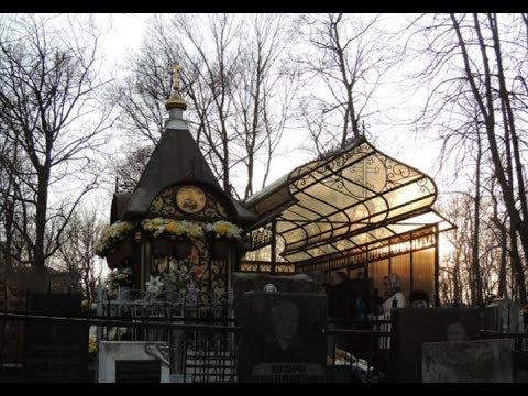 Поездка на могилу к Матроне