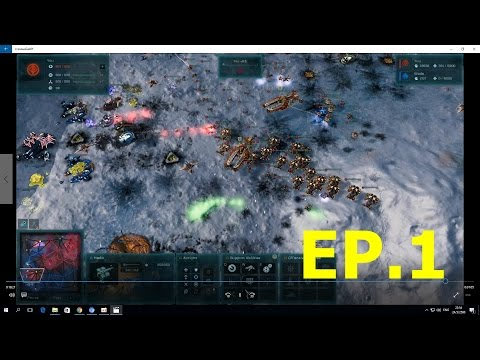 Ashes of the Singularity - Escalation EP.1 |
