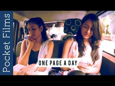 Short Film - One Page A Day | What Romance Really Means To A Thief | Romance-Daylight Robbery-Crime