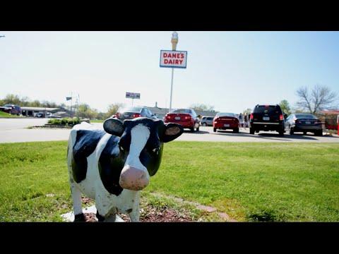 UI students help Dane's Dairy, an Iowa City landmark on YouTube