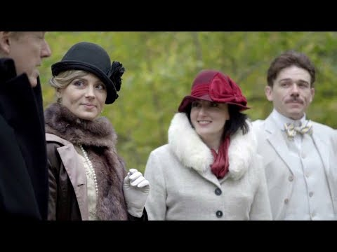 Downton Abbey - the Live Action Role Play version