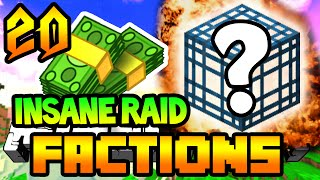 Minecraft Treasure Wars Factions 'EPIC PAYBACK RAID!' Episode 20 (Minecraft Factions)