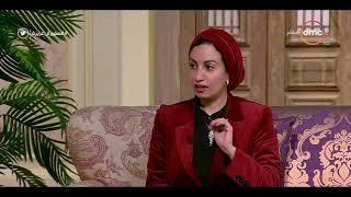السفيرة عزيزة - لقاء مع...استشاري جراحة  الأسنان