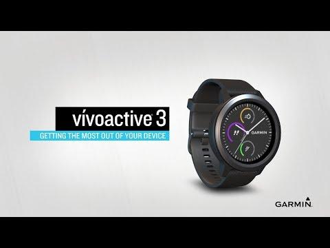 e0d993822edae Multišportové hodinky Garmin vívoactive 3 | Alza.sk | Alzashop.com
