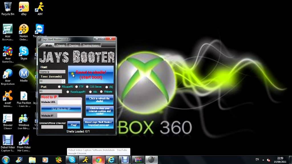 how to use a jay booter - YouTube