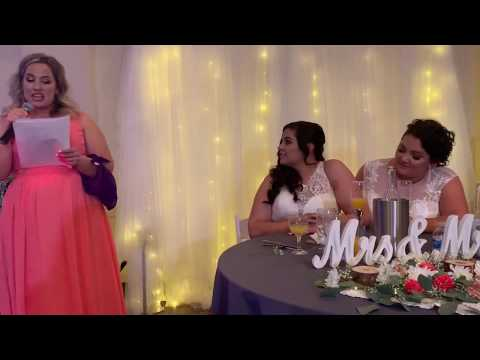 THE OFFICE MAID OF HONOR SPEECH