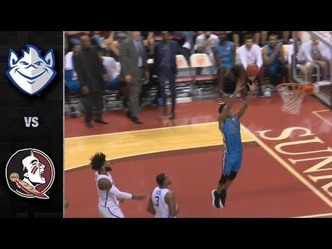 St. Louis vs. Florida State Basketball Highlights (2018-19)