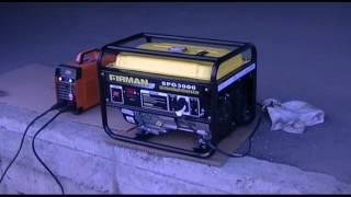 электрогенератор Kalibr BEG-5511A
