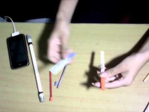 Hướng dẫn làm bút quay (MOD) - thể loại tạm bợ .___.