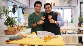 My Yellow Table: Two chefs adds up to extra yumminess