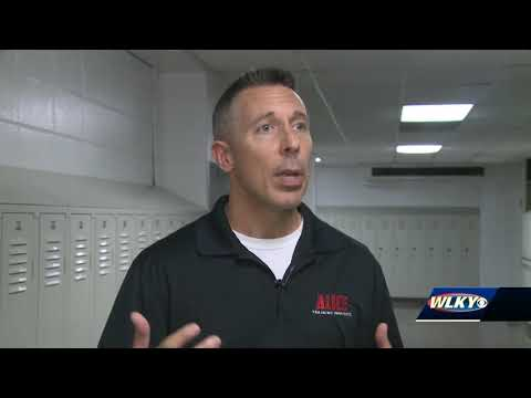 Active shooter training held at Jeffersontown High School