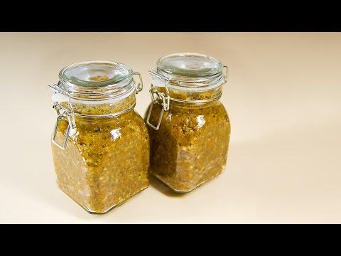 Смесь кураги изюма орехов меда