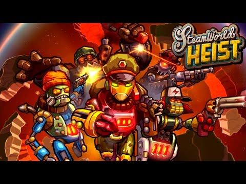 SteamWorld Heist: The Outsider - КРУТАЯ ИНДИ ИГРУШКА) |