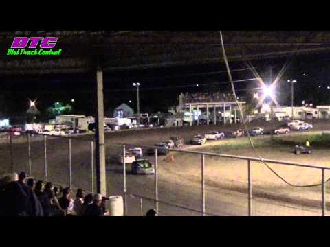 IMCA Stock Car A Feature Thomas County Speedway 6 19 15