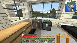 Lets Play Industrial Minecraft v1.1: Episode 13 (IC2, BC3, RP2, EE2)