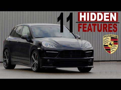 Porsche Cayenne Hidden Features, Hints, Tips & Tricks - Porsche Dealer Never Told Me About This