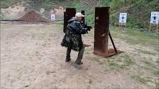 CZ Scorpion EVO training