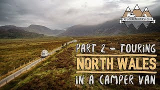 Video Touring NORTH WALES in a CAMPER VAN Part 2 with Florence and the Morgans download MP3, 3GP, MP4, WEBM, AVI, FLV Agustus 2018