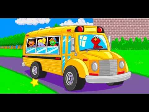 Колеса на автобусе и смотреть песни петь эту знаменитую песню новое видео