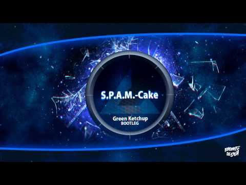 SPAM Cake Green Ketchup Bootleg