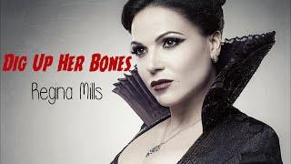 dig up her bones ♛ regina mills
