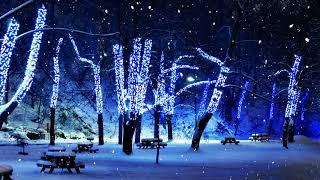 Уходит Старый год Здравствуй новый год Красивое музыкальное видео