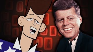 JFK vs Clone High JFK