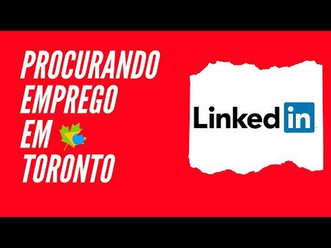 1ª semana procurando emprego no Canada! T.I, COBOL, JAVA, LINKEDIN...