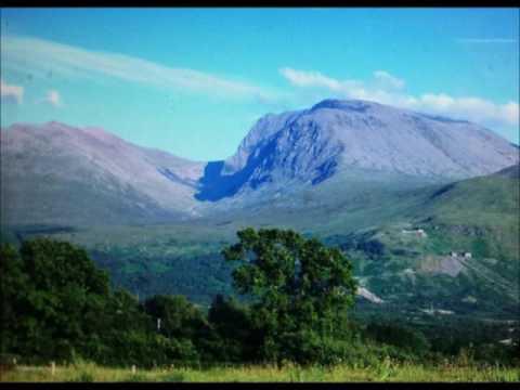 """R. Strauss - """"Eine Alpensinfonie"""", with views of Ben Nevis, Scotland"""