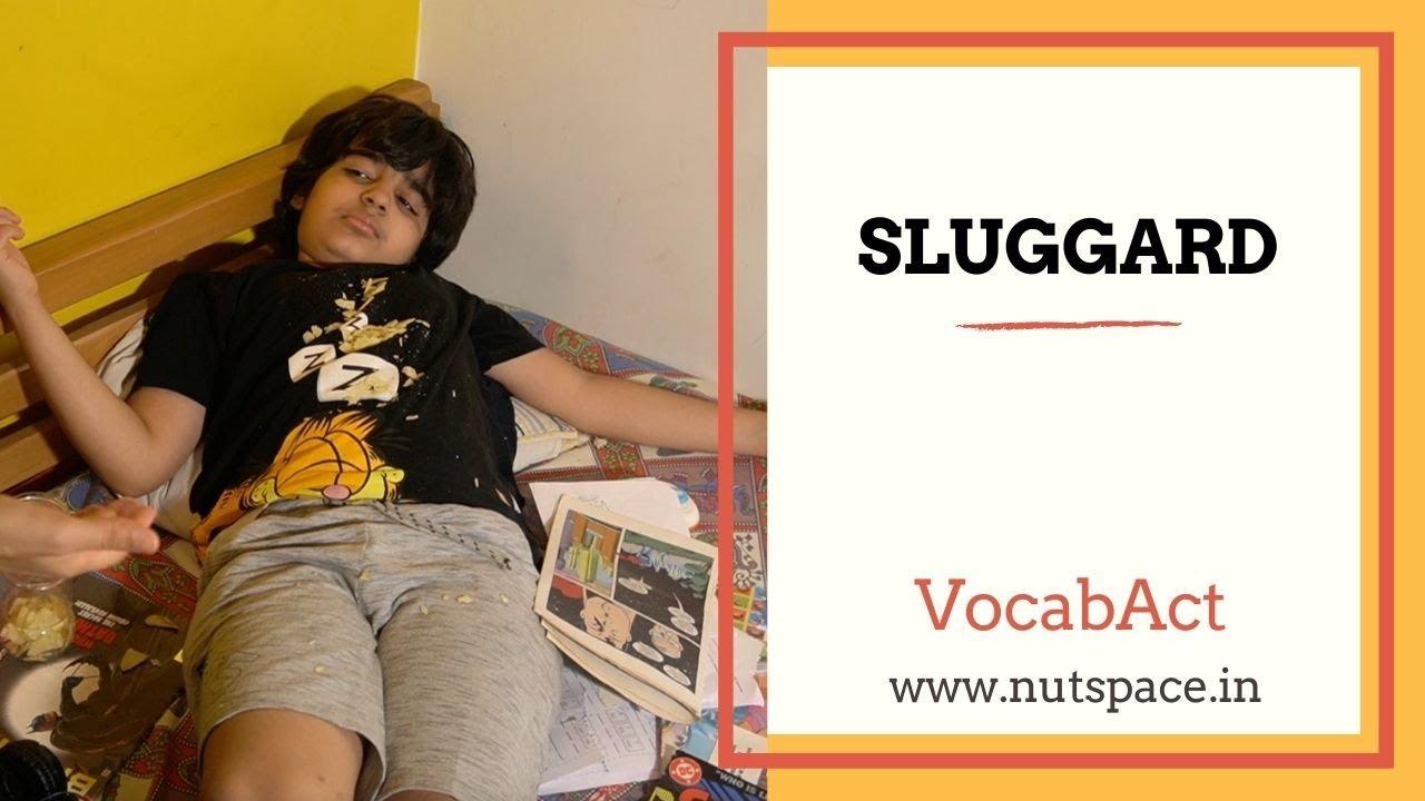 Download Sluggard Meaning & Pronunciation | English Vocabulary | VocabAct