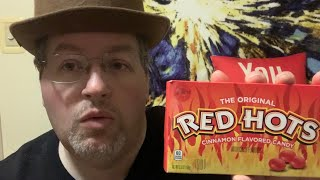 Classic Candy Corner: Red Hots