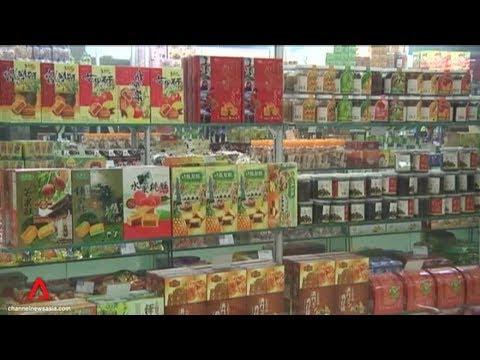 Singapore food companies eyeing China's market