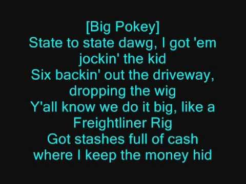 Slim Thug Feat. Texas All Stars - Welcome 2 Houston lyrics