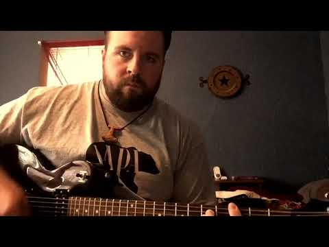 Amorphis:The Wanderer (Chords/Rhythm Cover)