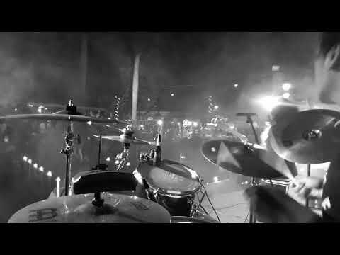 Stevie Wonder Medley (Saxx in the city) - J-PROJECT at Jazz  De Republik Kopi Bondowoso | Drum Cam