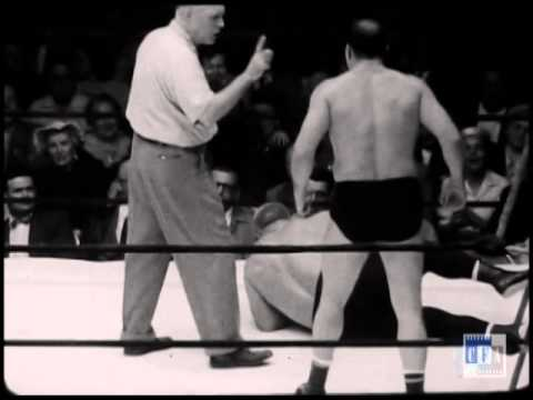 Verne Gagne vs. Dick the Bruiser