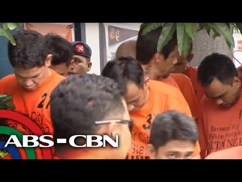 Bandila: 13 huli sa operasyon kontra droga sa Bacoor