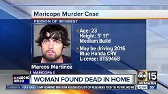 Woman found dead in Maricopa home