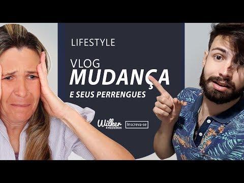 Wilker Medeiros - MUDANÇA E SEUS PERRENGUES