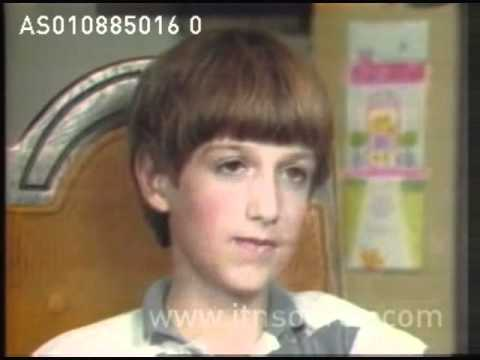AIDS Boy Banned From Attending School - 1st August 1985